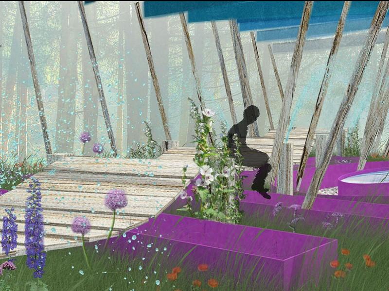 Jardin de Métis