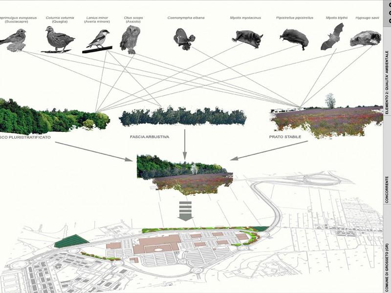 Concorso Grosseto Habitat Landesign