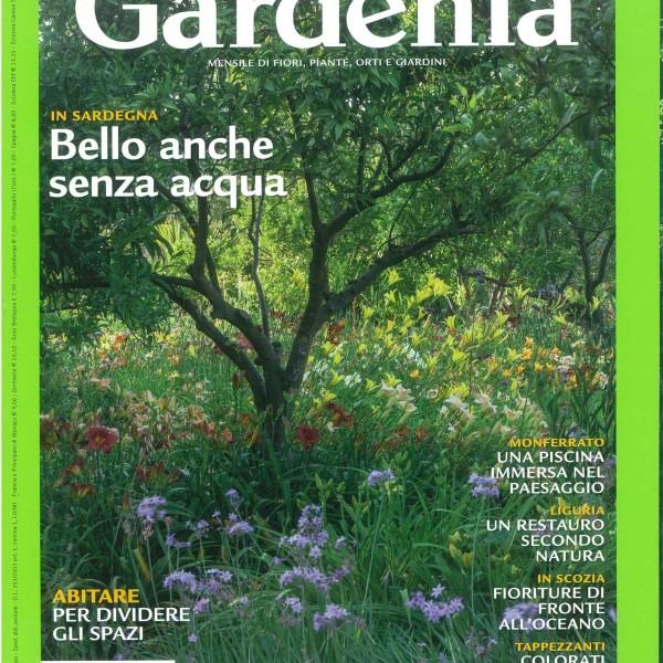 copertina – Gardenia