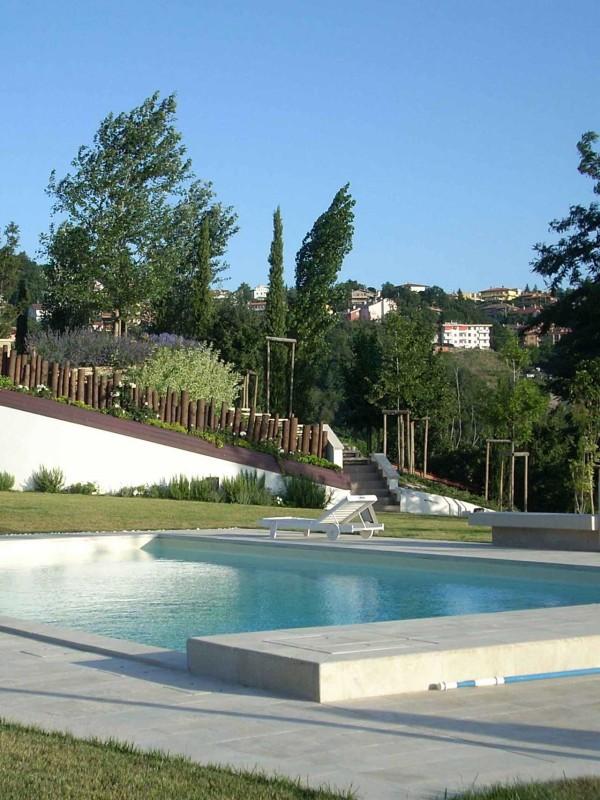 Ristrutturazione di piscina privata