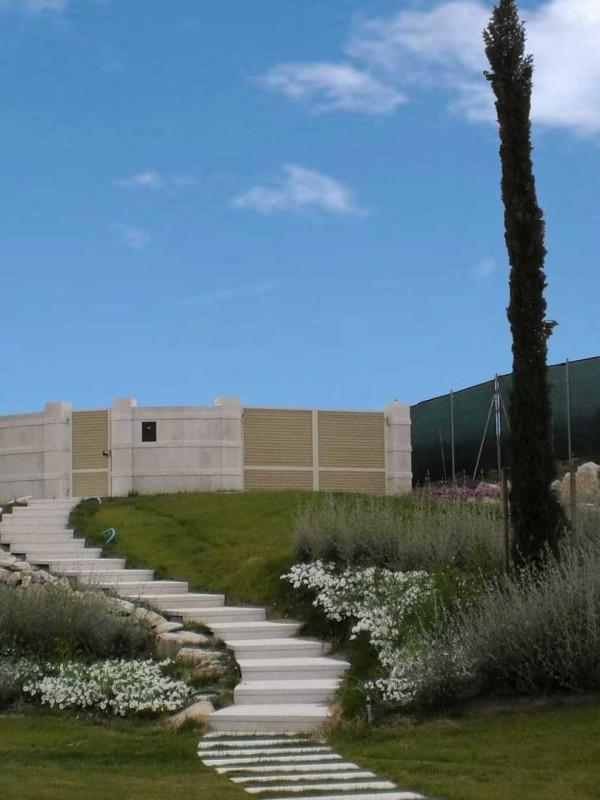 Giardino privato a Cesena